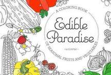 Сад радостей земных/Edible paradise