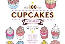 Вкусотерапия/ женские радости/ сладости / 100 cupcakes