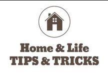 Home & Life - Tips & Tricks / by Pepper Ferguson