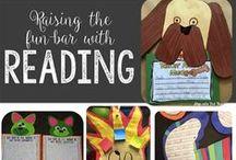 Reading / by Amy Lemons