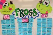 Classroom Charts / by Amy Lemons