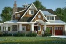 dream houses / by Cynthia Pickett