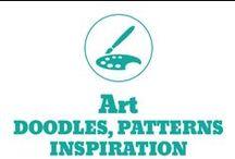 Art - Doodles, Patterns & Inspiration
