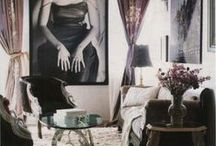 {ID Living Spaces} / Interior Design / by Danielle Davies