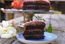 CAKE, CAKE, CAKE / THE MOST GORGEOUS AND DELICIOUS CAKE RECIPES EVER!