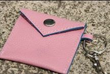SMALL LEATHER GOODS / A large choice of small leather goods - Bobby & Luisa