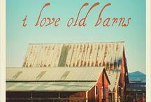 Barns / by Tandi Karr
