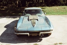 Neil Armstrong's 1967 Corvette Pics /  While Armstrong recently passed away, his Corvette lives on, albeit it half-finished. Hemmings Auto Blog reports that the recently-recovered Corvette will be preserved as-is, rather than restored, a tribute to one of America's greatest space heroes.