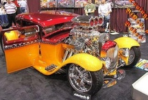 """HOTTER """"/RODS""""\ / HOT, HOTTER, HOTEST RODS AROUND"""