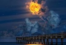 Earth,  Moon & Sun / PICTURES OF THE EARTH,  MOON & SUN