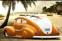 Classics of the 40'S / SWEET RIDES FROM THE 40'S / by Rick Adams