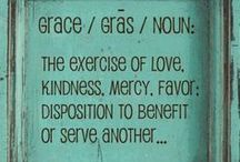 Grace / by Deidra Riggs