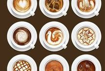 Coffees & Teas / by Sophie Wadley