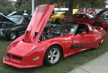 MY 1982 VETTE / PICTURES OF MY OWN 1982 350, CROSSFIRE INJECTED CORVETTE