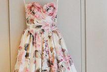 dress / by Nuriya Khegay