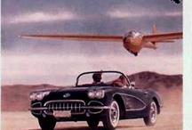 Old Corvette Ads / VINTAGE CORVETTE ADS AND INFORMATION