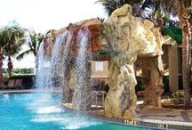 Singer Island Pools / Pools in many shapes and sizes enhance the Singer Island lifestyle of your choice.