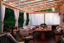 Outdoor living / by Stacy Lavender