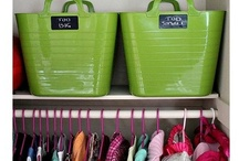 Organization, Cleaning & Great Ideas  / by Jessica Kimber Enslow
