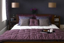 Bedroom ideas / by Stacy Lavender