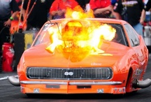 FLAME UP /  FIRES FROM CAR EXHAUST, ENGINES, ECT.