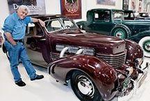 """JAY LENO'S """"GARAGE"""" / Cars from Jay Leno's garage"""