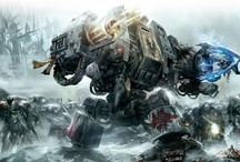 Warhammer 40k / The adventures of my hero.... Caiphas Cain!! You simply MUST read these books!!! You are welcome....