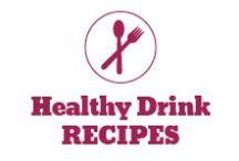 Healthy Drink Recipes / Ways to drink water, fun light drinks and great protein shakes. / by Pepper Ferguson