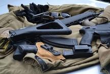Modern Guns / Timeless gun designs of the now & future....