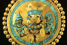 """Ancient America- North, Central & South / The """"Old"""" New World."""