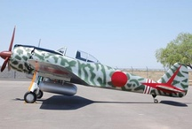 Aircraft- Japanese WW2 / Technological marvels that lost out to logistics.
