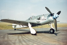 Aircraft-German & Axis WW2 / The Nazis were definitely evil but their engineers were Tier 1!!!