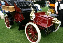 """Cars-Brass Era to 20's / From a """"horseless carriage"""" to ...."""