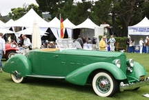 Cars- Classics of 20's & 30's / An era like NO other!! / by Bill & Kelley Eledge