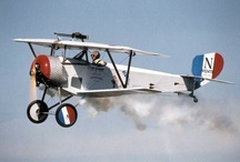 Aircraft & Pilots - WW1 / The rides of the Red Baron & his opponents