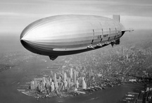 Aircraft- Zeppelins & Airships / They seem simply amazing even today!!