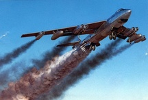 Aircraft-SAC Bombers / The planes that kept the peace during the Cold War & beyond...