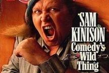 Sam Kinison / I really miss Sam.....