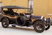 Cars- Pierce Arrow / A truly elegant Luxury car till 1938.