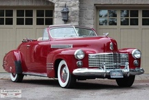 """Cars- Cadillac / GM's flagship line """"back in the day"""""""