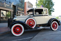 Cars- Model A Ford / Henry's Lady