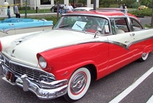 Cars- 40's to 60's / The cars my dad still lusts for....