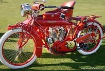 Indian Motorcycles / They just look SOOOOOOOO Cool!!!!!