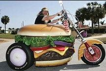Hilarious Rides / FUNNY CUSTOM RIDES