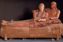 Ancient Etruscans / I admire this culture that the Romans looked up to and that we know so little about...