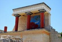 Ancient Minoan & Greek Civilizations / The Minoans on Crete were probably the origin of the Atlantis story. Nuff Said.....