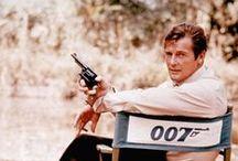 Bond, James Bond / by Marcel Gibeau