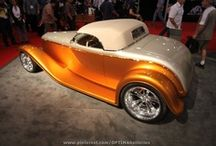 Chip Foose Designs / AWESOME RIDES DESIGNED BY CHIP FOOSE / by Rick Adams