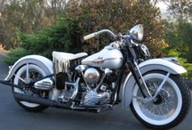 Harley Davidson motorcycles  / Nothing quite like them...