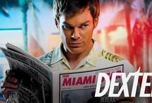 "Dexter / Everybody's favorite ""good guy"" blood spatter analyst/serial killer."